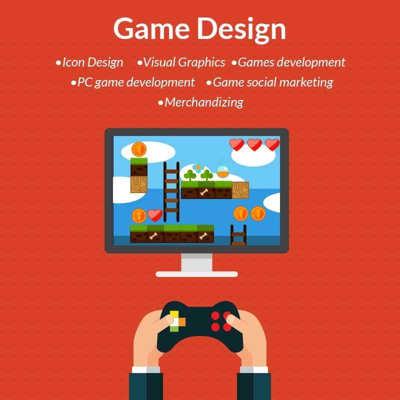 Game Design-portfolio